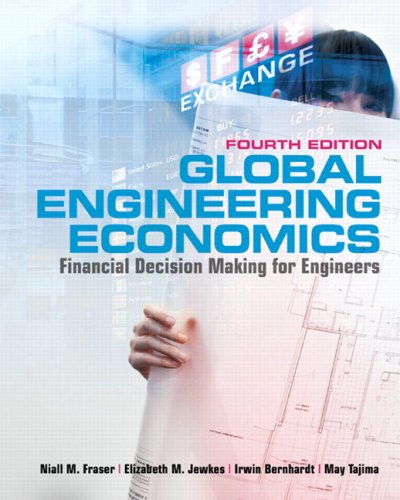 9780132071611: Global Engineering Economics: Financial Decision Making for Engineers (with Student CD-ROM), Fourth Edition (4th Edition)