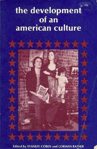 9780132072663: Development of an American Culture