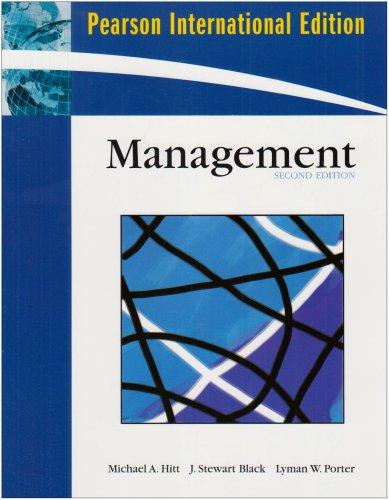 9780132073103: Management: International Version