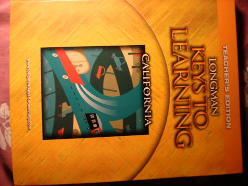 9780132073837: Longman Keys to Learning California: Teacher's Edition
