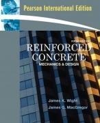 9780132074742: Reinforced Concrete: Mechanics and Design: International Edition