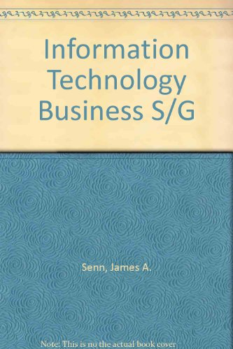 9780132075152: Information Technology in Business