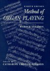 9780132075312: Method of Organ Playing