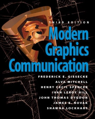 9780132075329: Modern Graphics Communication Value Package (includes SolidWorks Student Design Kit 2008 Release)