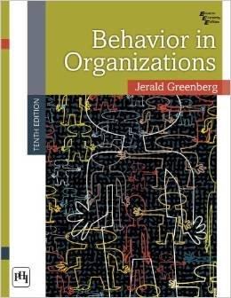 9780132076371: Managing Behavior In Organizations
