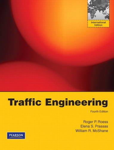 9780132076524: Traffic Engineering: International Version