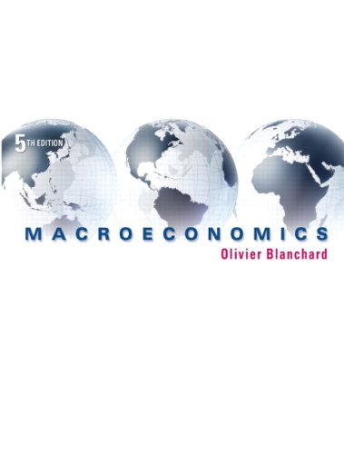 9780132078290: Macroeconomics (5th Edition)