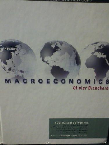 9780132078733: Macroeconomics