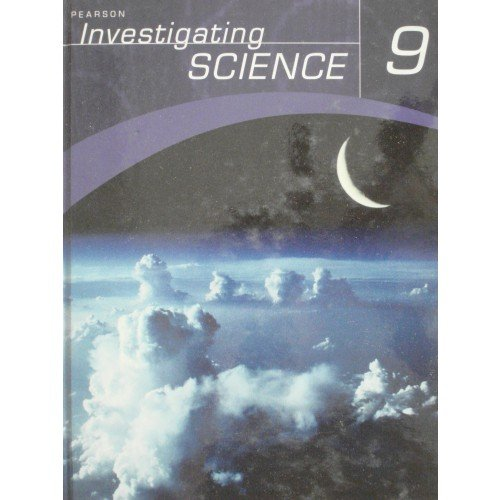 9780132080620: Investigating Science 9