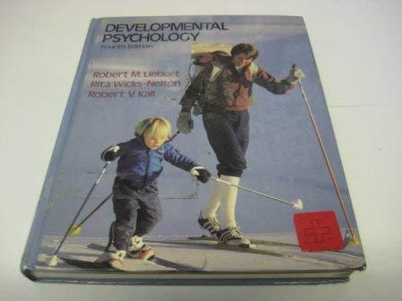 9780132081092: Developmental Psychology