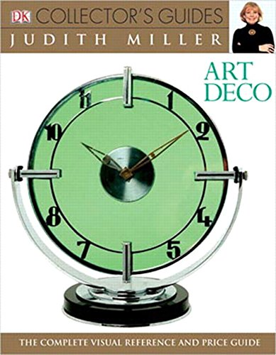 9780132081290: Art Deco (Dk Collector's Guides)