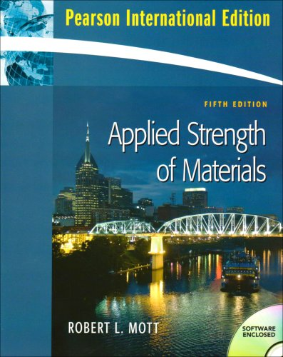 9780132082815: Applied Strength of Materials (5th Edition)