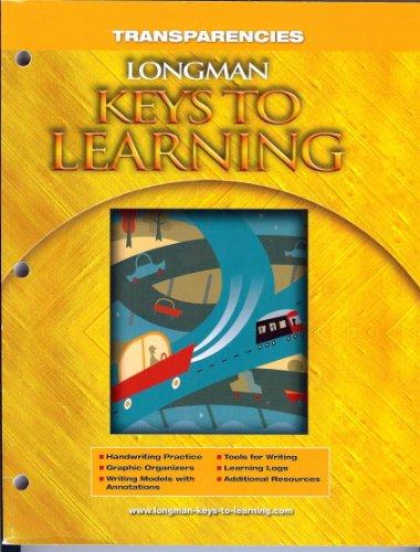 Longman Keys to Learning: Transparencies: Anna Uhl Chamot; Catharine W. Keatley; Kristina Anstrom