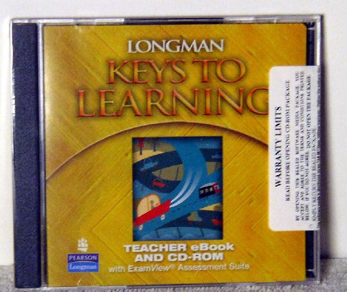 9780132083768: KEYS TO LEARNING TCHR CD W/EXAM VIEW