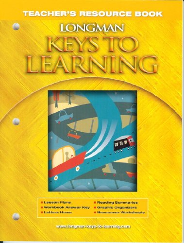 9780132083775: Keys to Learning Teachers Resource Book
