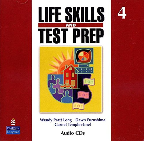 9780132085755: Life Skills and Test Prep 4