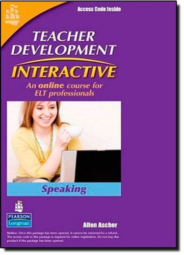 9780132086134: Teacher Development Interactive: Speaking, Student Access Card