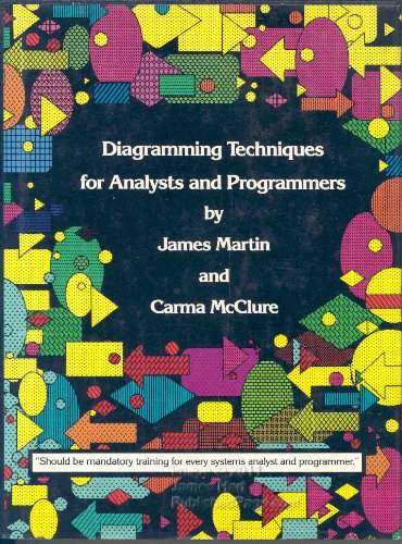 9780132087940: Diagramming Techniques for Analysis and Programmers