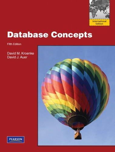 9780132088473: Database Concepts: International Version