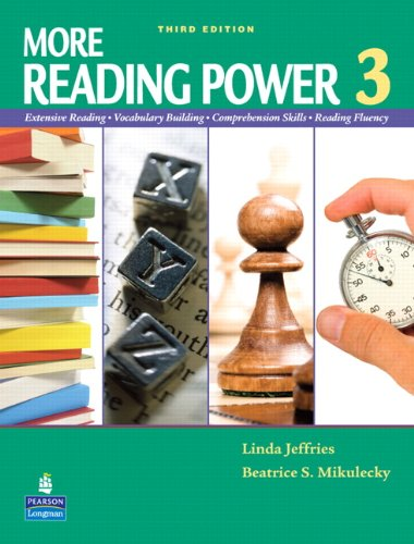 9780132089036: More Reading Power 3