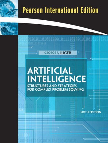9780132090018: Artificial Intelligence: Structures and Strategies for Complex Problem Solving. George F. Luger