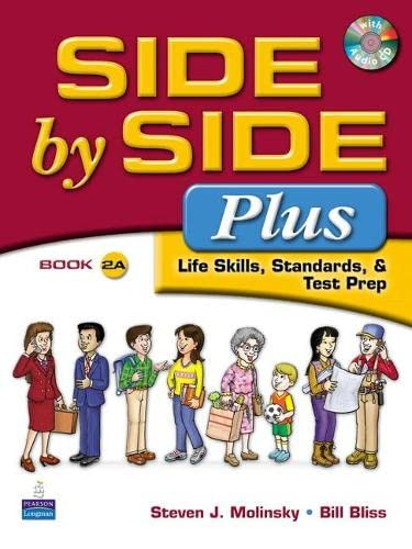 9780132090124: Side by Side Plus 2A Student Book