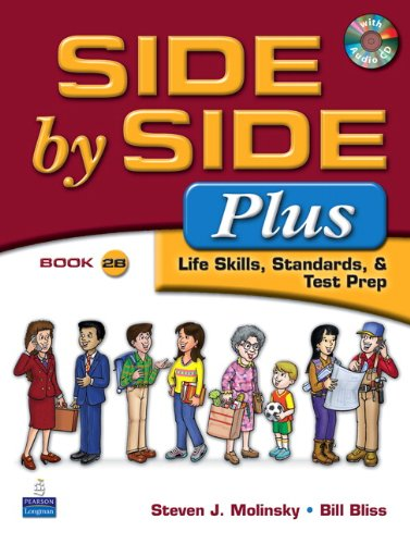 9780132090131: Side by Side Plus 2B Student Book