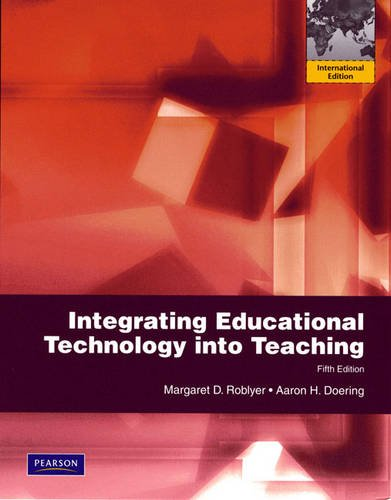 9780132091404: Integrating Educational Technology into Teaching: International Edition