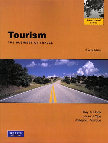 9780132091596: Tourism: The Business of Travel: International Edition