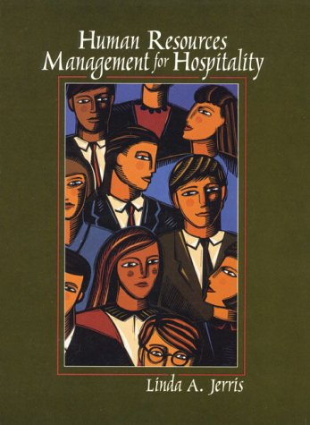 9780132091640: Human Resources Management for Hospitality