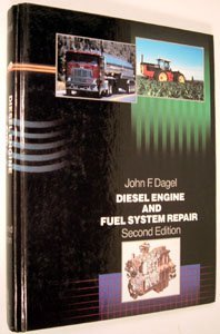 9780132099660: Diesel Engine/Fuel Sys Repr Bk