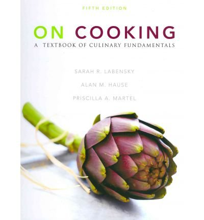 9780132099813: On Cooking: A Textbook of Culinary Fundamentals with ServSafe CourseBook with Paper/Pencil Answer Sheet Update with 2009 FDA Food Code (5th Edition)