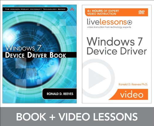 9780132100007: Windows 7 Device Driver LiveLessons Bundle