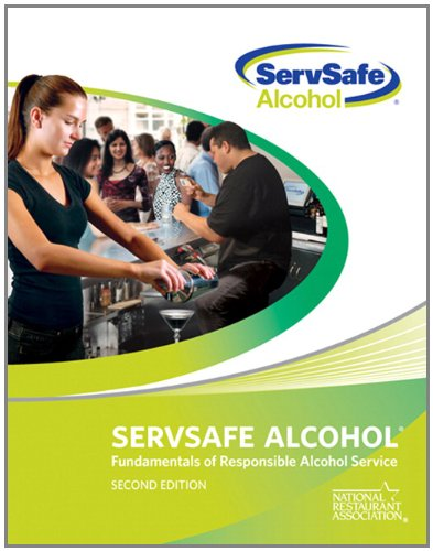 9780132100663: ServSafe Alcohol: Fundamentals of Responsible Alcohol Service with Answer Sheet (2nd Edition)