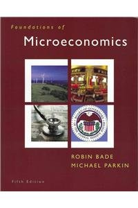 9780132103749: Foundations of Microeconomics with Study Guide (5th Edition)