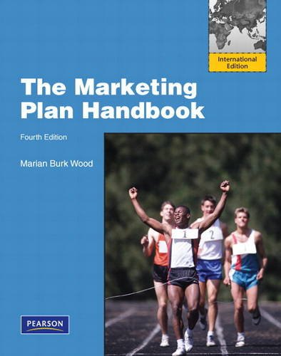 9780132105200: Marketing Plan Handbook and Pro Premier Marketing Handbook Package
