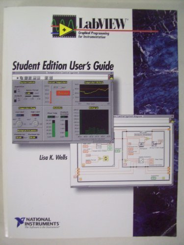 9780132106832: LabVIEW Student Edition : User's Guide
