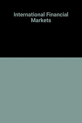9780132107259: International Financial Markets