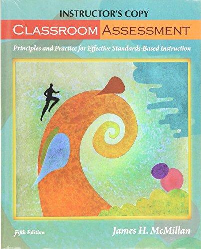 9780132107853: Classroom Assessment