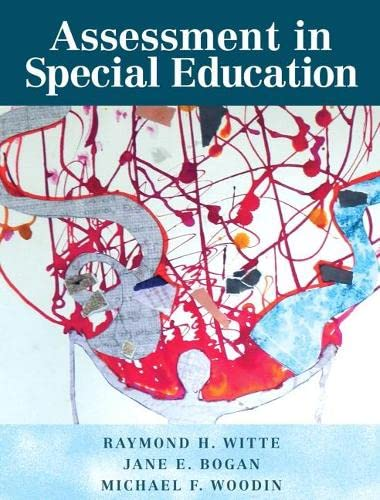 9780132108195: Assessment in Special Education