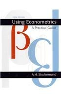 9780132108577: Using Econometrics: A Practical Guide + EViews 6.0 (6th Edition)