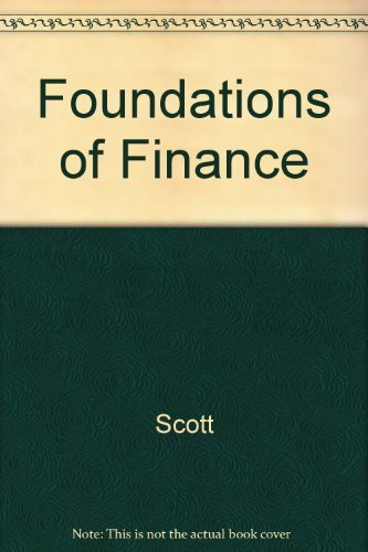 9780132111539: Foundations of Finance