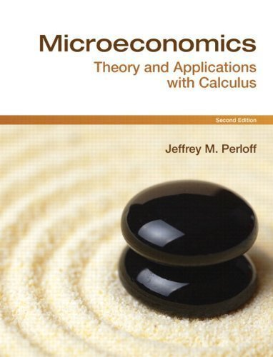 9780132111829: Microeconomics: Theory & Applications  with Calculus & MyEconLab Student Access Code Package (2nd Edition)