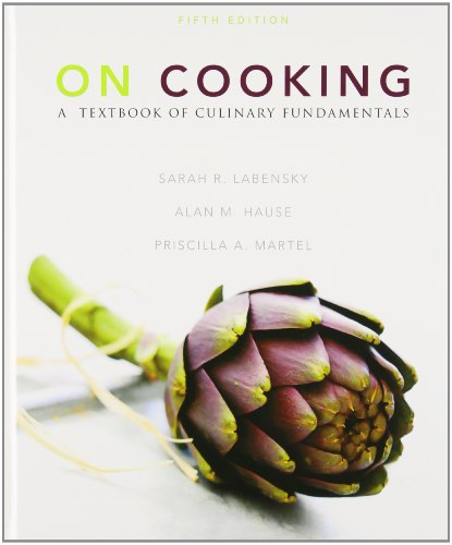 9780132111980: On Cooking: A Textbook of Culinary Fundamentals and Study Guide for On Cooking: A Textbook of Culinary Fundamentals Package (5th Edition)