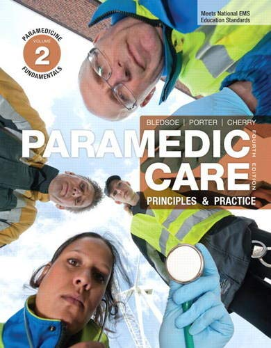 9780132112178: Paramedic Care: Principles & Practice, Volume 2: Paramedicine Fundamentals (4th Edition)