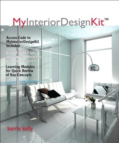 9780132115216: Companion Book for MyInteriorDesignKit
