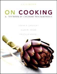 9780132116121: On Cooking and MyCulinaryLab (5th Edition)