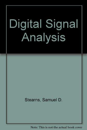 9780132117722: Digital Signal Analysis