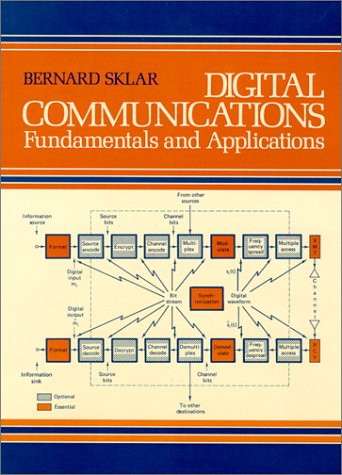 9780132119399: Digital Communications: Fundamentals and Applications