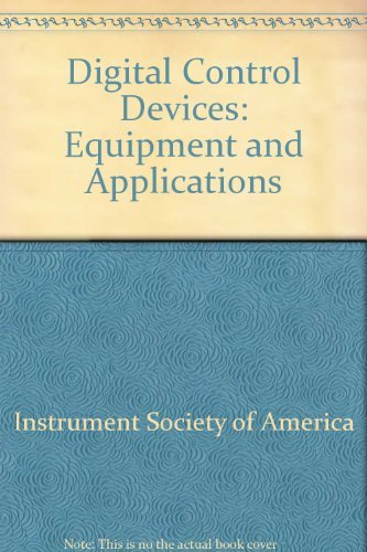 9780132120517: Digital Control Devices : Equipment and Applications
